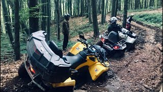 6. 2017 Can-am Outlander 570 Trail Ride