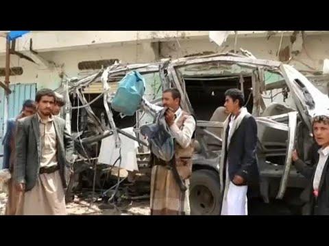 Πόρισμα-κόλαφος για την αεροπορική επιδρομή στην Υεμένη…
