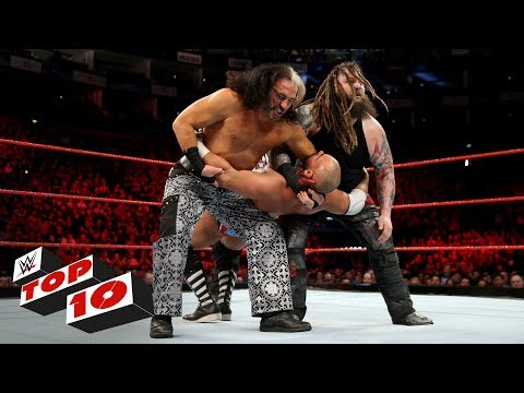 Top 10 Raw moments: WWE Top 10, May 14, 2018