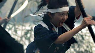 Nakano Takeko - Female Warrior