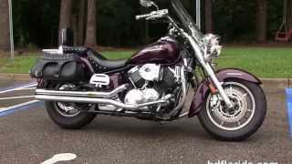 9. Used 2006 Yamaha XVS11V V-Star 1100 Motorcycles for sale