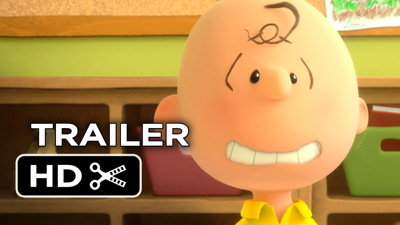 The Peanuts Movie Official Trailer #3 (2015) – Animated Movie HD #Estrenos #Trailers