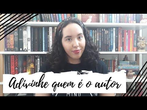 Adivinhe quem é o autor | Um Livro e Só