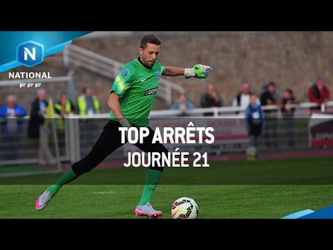 Top Arrêts 21éme joornée