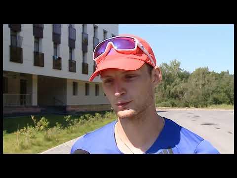 Биатлонисты сборной России - о подготовке к олимпийскому сезону