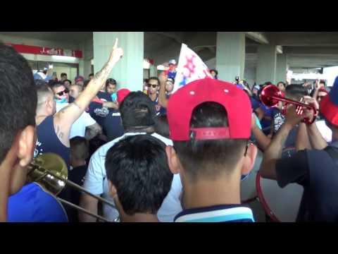 Esta es tu hinchada / Previa LDA / Udechile vs U.Española - Los de Abajo - Universidad de Chile - La U - Chile - América del Sur