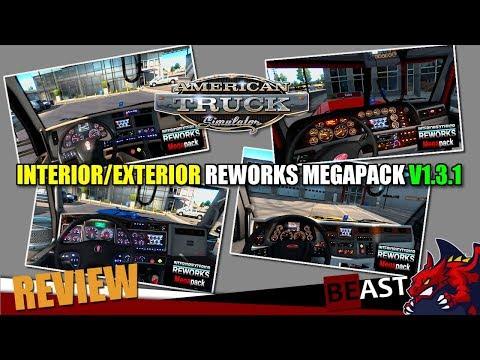 Interior/Exterior Reworks MEGAPack v1.3.1