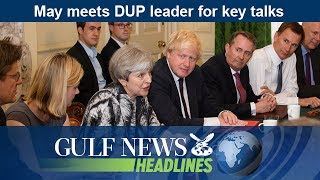 Daily headlines from the UAE and around the world brought to you by Gulf News. May meets DUP leader for key talks.