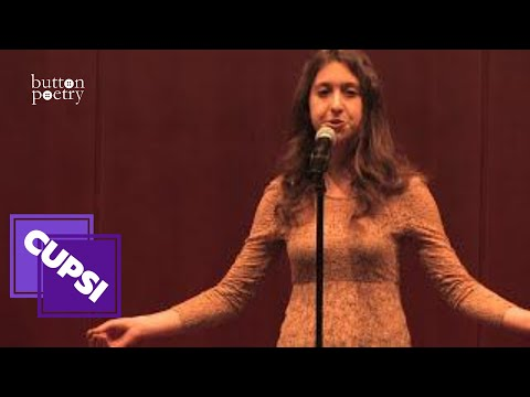 "Lily Myers – ""Shrinking Women"" (CUPSI 2013)"