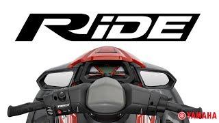 10. Yamaha's award winning RiDE control system