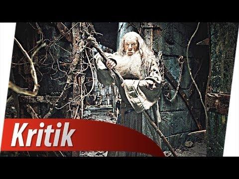 DER HOBBIT 2: SMAUGS EINÖDE Kritik Trailer Deutsch German