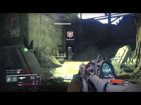 regime - A full match of me using the SUROS REGIME. An exotic I found while playing crucible. I am not tap firing, that is the rate of fire of the rifle when aiming d...