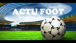 Actu Foot YouTube video