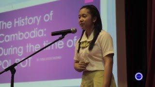 ALIS 2015 Speech Tournament - Introduction