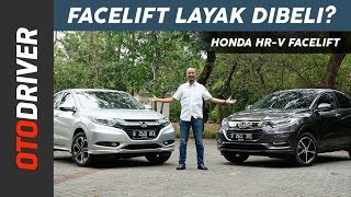 Download Video Honda HR-V Facelift 2018 Review Indonesia | OtoDriver | Supported by MBtech MP3 3GP MP4