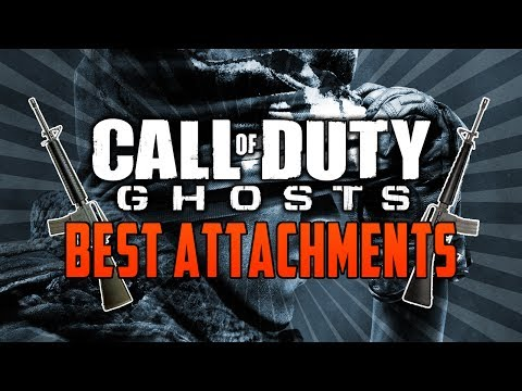 attachments - COD Ghosts: BEST Weapon Attachments Guide & Tutorial! ▻ Please Leave A Like & Comment! ▻ Subscribe For More: http://www.youtube.com/subscription_center?add_u...