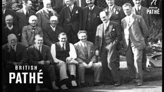 Berwick Hill United Kingdom  city photos gallery : Bowls Tournament At Berwick Bowling Club (1928)