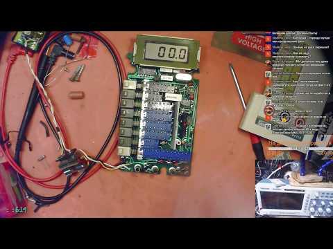 Электронное-2 . Краткий обзор и знакомство с ретро  DMM FLUKE 8020a и 8024b