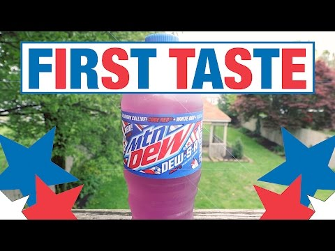 First Taste: Mountain Dew DewSA (видео)