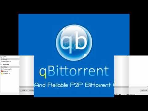 QBittorrent วิธีการ Download/ติดตั้ง/ใช้งานโปรแกรมเบื้องต้น