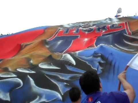 Video - Recibimiento de Tigre vs Chaca - La Barra Del Matador - Tigre - Argentina