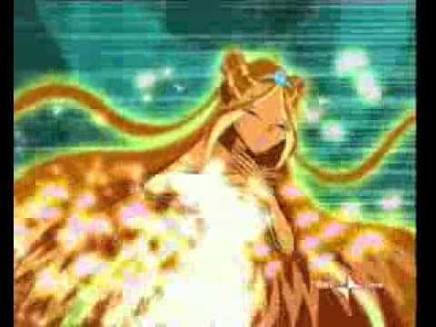 Winx Club - Enchantix (Cascada - Everytime We Touch Remix)