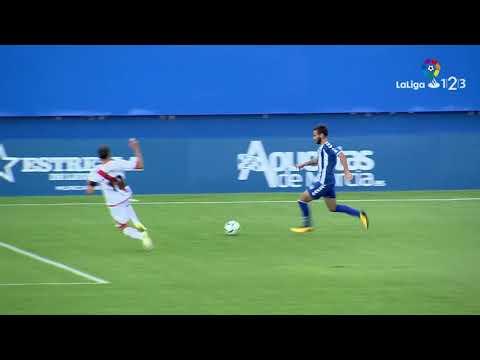 Lorca FC - Райо Вальекано 0:0. Видеообзор матча 02.09.2017. Видео голов и опасных моментов игры
