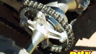 8. Sport ATV - Yamaha Raptor 250