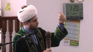 """Рустам хазрат Хайруллин. Пятничная хутба в мечети """"Гаилә"""""""