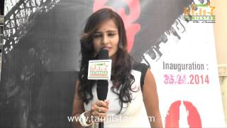 Hashika Interview for O Movie