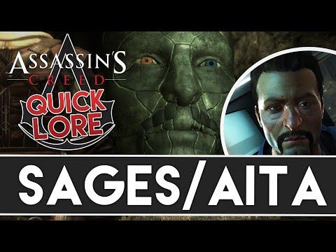 Sages/Aita | Assassin's Creed Quick Lore (видео)