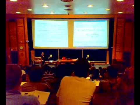 Fun Cambridge Lecture