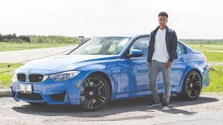 For years, one of the touchstones of BMWs has been their engines that were naturally aspirated monsters. Up until now, they've all been available in coupes — but the German powerhouse's latest M3, the F80, is twin turbocharged and only comes in a four-door saloon.SUBSCRIBE: www.youtube.com/canadiancarcultureINSTAGRAM:  www.instagram.com/canadiancarculture FACEBOOK: www.Facebook.com/canadiancarcultureSpecial thanks to:Shift Motors:www.shiftmotors.com