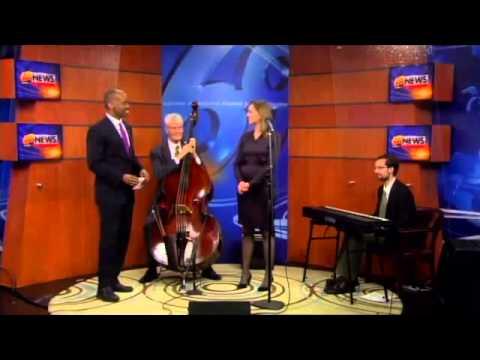 WFMZ TV 69 Music Monday - Viktorija Gečytė with Go Trio (2014)