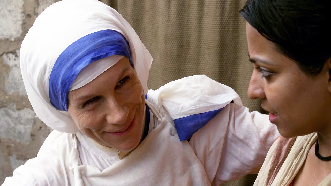 Mother Theresa is officially a Saint! Watch Juliet Stevenson in the Biopic 'The Letters' with Rutger Hauer & Max von Sydow [On Netflix]