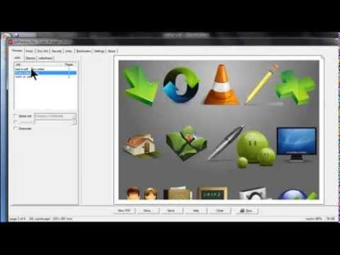PdfFactory Pro pour créer des PDF