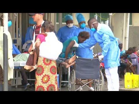 Κρούσματα χολέρας στη Μοζαμβίκη