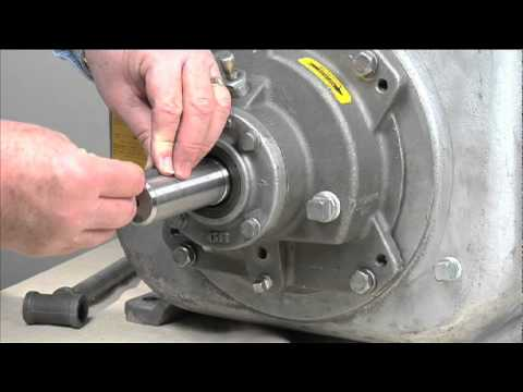 Super T Series Pump Maintenance Pt. 4: Rotating Assembly Removal