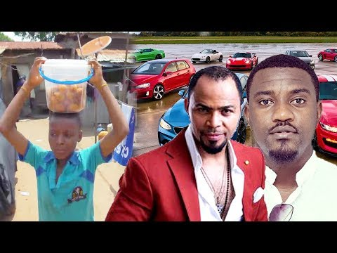 How Two Homeless kids Turned Millionaires (Full Movie) - 2018 Latest Nigerian Nollywood Movie