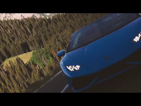 Lamborghini Giro 2016 US: Mountain West (видео)