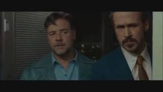Nonton The Nice Guys funny scenes Ryan Gosling Russell Crowe Film Subtitle Indonesia Streaming Movie Download