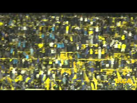 Video - Soy del barrio de La Boca - La 12 - Boca Juniors - Argentina
