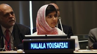 He Named Me Malala | Officiële trailer 1 | Ondertiteld | 5 november in de bioscoop, phim chieu rap 2015, phim rap hay 2015, phim rap hot nhat 2015