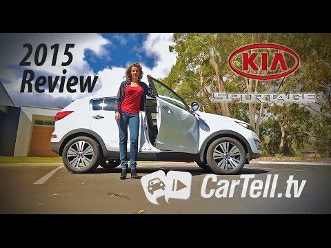 2015 Kia Sportage Diesel – Review