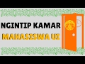 KAMAR INSPIRASI MAHASISWA UNIVERSITAS INDONESIA - Feat. Feby M Faisal