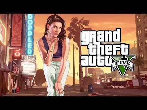 Grand Theft Auto V: «Заборчик и пес по имени Скип»