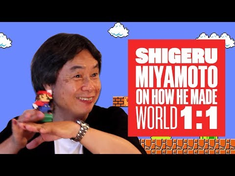 an introduction to the analysis of super mario brothers by shigeru miyamoto Shigeru miyamoto (born november 16, 1952) is a video game developer for the nintendo company he is credited with the creation of a few of gaming's franchises, including super mario bros.
