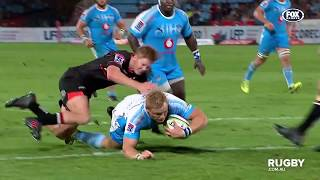 Bulls vs Stormers Rd.7 2018 Super Rugby video highlights