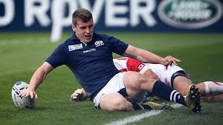 Scotland v Japan – Full Match Highlights and Tries | Rugby World Cup Video - Scotland v Japan – Full