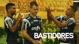 Os bastidores da classificação do Palmeiras paras as semifinais do Campeonato Paulista 2016. Vitória de 2 x 0 sobre o São...